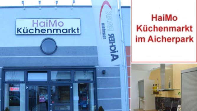 HaiMo Küchenmarkt am Simon Aicher Platz in Rosenheim lässt