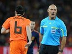 WM-Schiri Howard Webb: Finale war Höllenritt