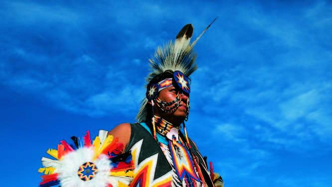 Sioux Indianer Heute