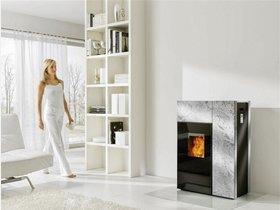 wohlf hlen und kosten sparen mit einem pelletofen strom energie. Black Bedroom Furniture Sets. Home Design Ideas