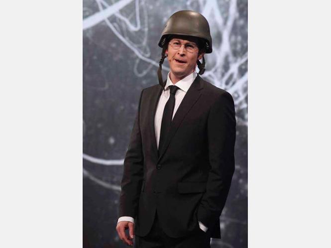 Schauspieler stefan murr als karl theodor zu guttenberg ap