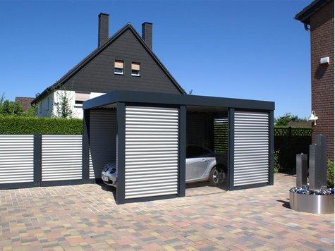 alles was recht ist der carport auf dem privatgrundst ck versicherung vorsorge. Black Bedroom Furniture Sets. Home Design Ideas
