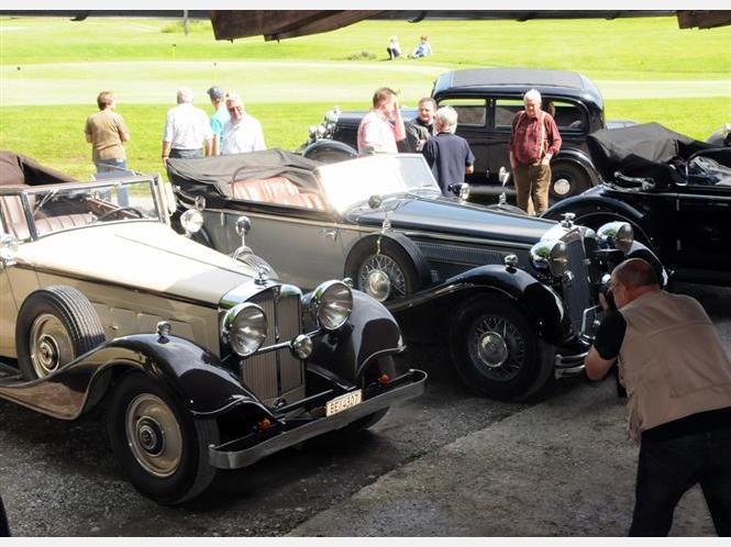 Riedering: Horch-Treffen in Patting