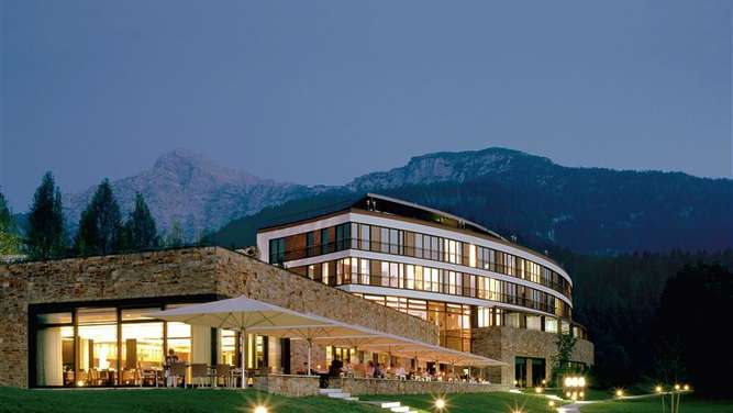 Das InterContinental Berchtesgaden Resort