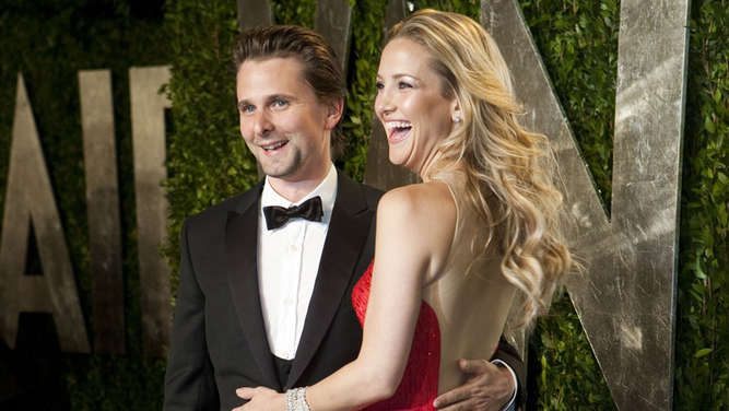 Kate Hudson Matthew Bellamy