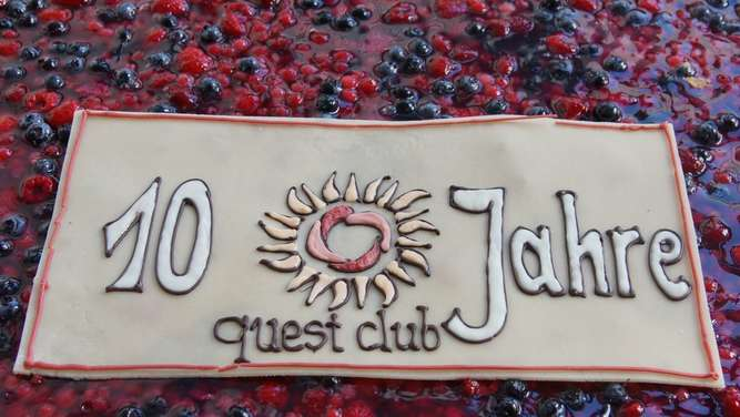 10 Jahre Quest Club in Kolbermoor
