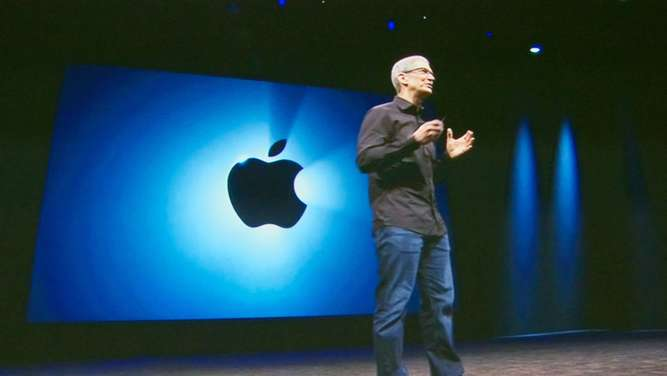 Apple Keynote Tim Cook
