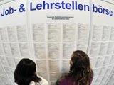 Das Angebot an Berufen ist groß - bei der Wahl tut sich so mancher Jugendliche schwer. Foto:Hendrik Schmidt
