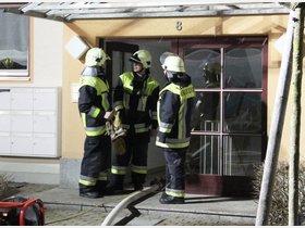 Wohnung ausgebrannt: Feuer am Samstagabend - rosenheim24.de