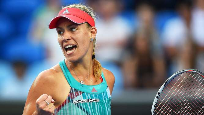 Angelique Kerber, Australian Open