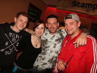 Q Party Whiskymühle Heufeldmühle 22.4.2016