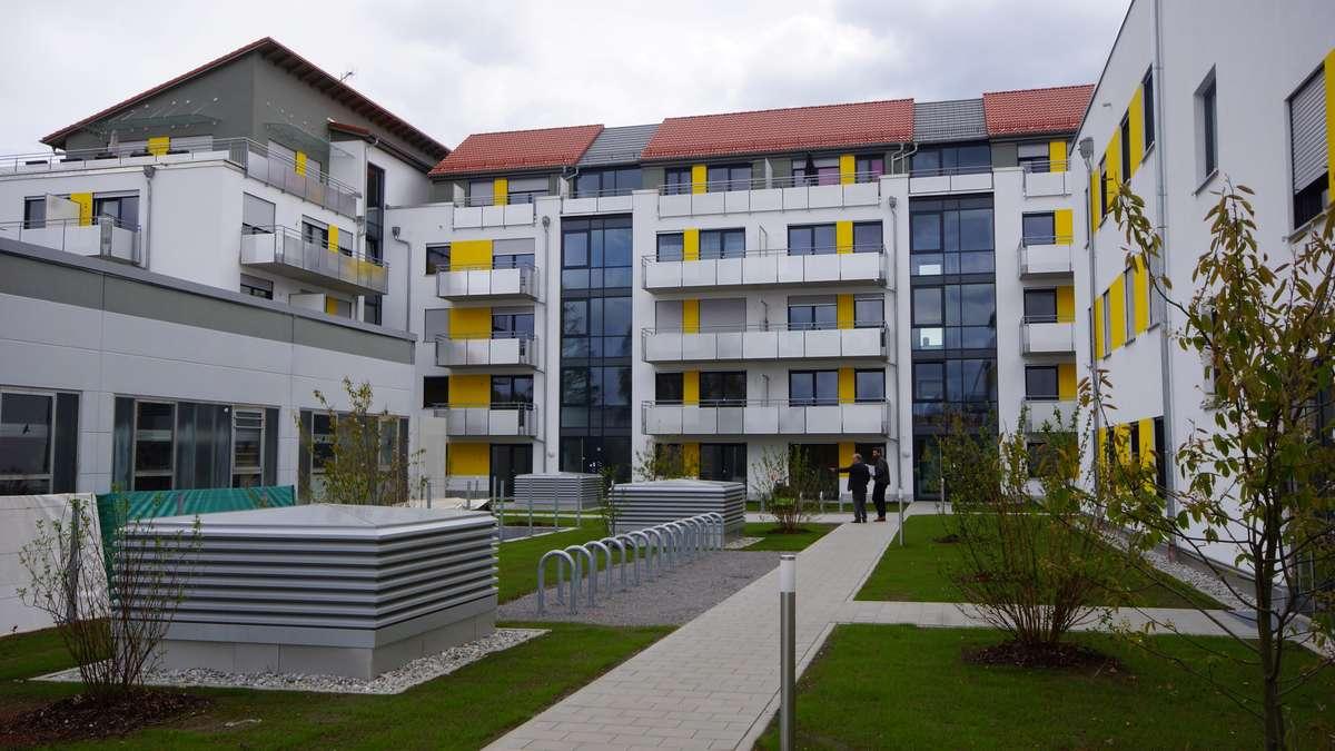 rosenheim zentrale lage moderne ausstattung wohnen im isarpark rosenheim. Black Bedroom Furniture Sets. Home Design Ideas