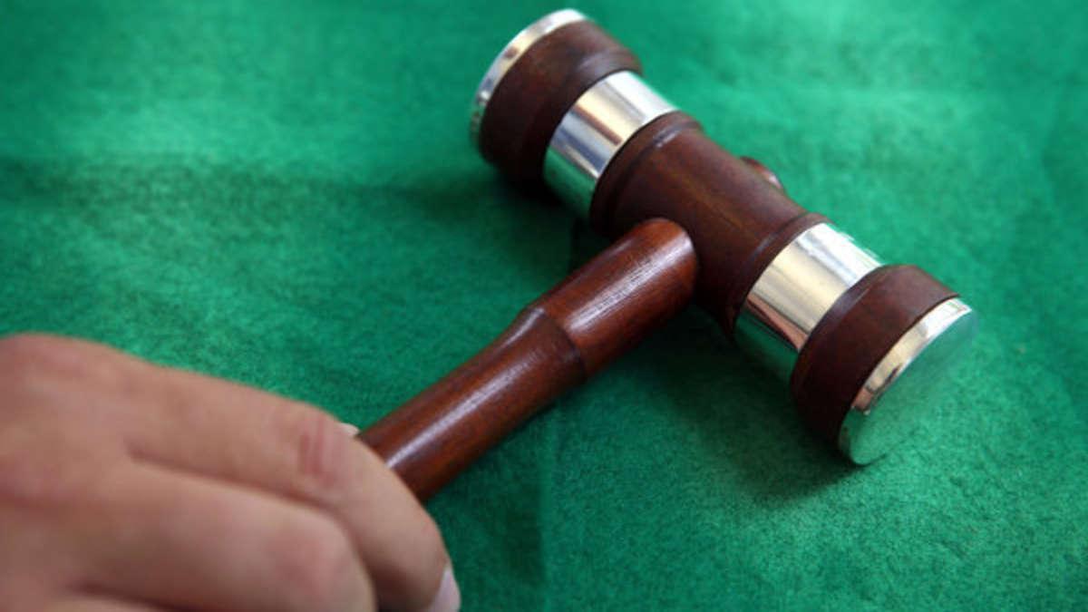 hammer 24 auktion