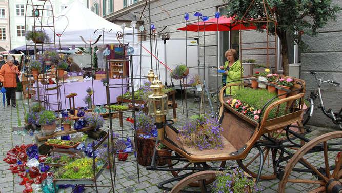rosenheim markt in der fu g ngerzone rosenheim. Black Bedroom Furniture Sets. Home Design Ideas