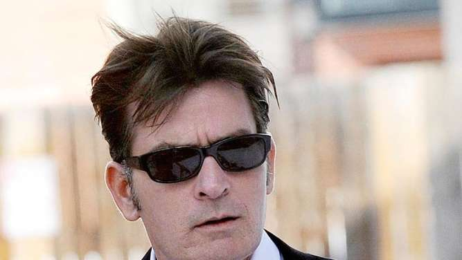 Charlie Sheen bereut sein HIV-Coming-out überhaupt nicht. Foto: Rick Giase
