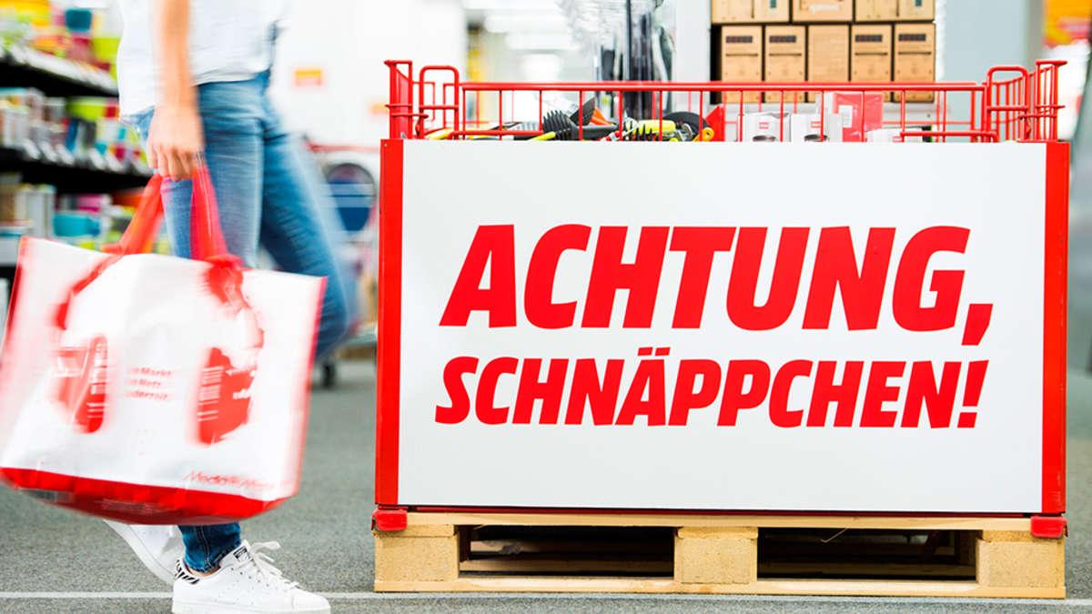 Media Markt Rosenheim: Verkaufsfläche wird zur Outlet-Zone ...