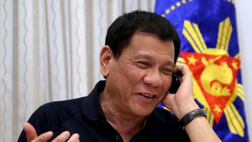 Trump lädt Duterte nach Washington ein