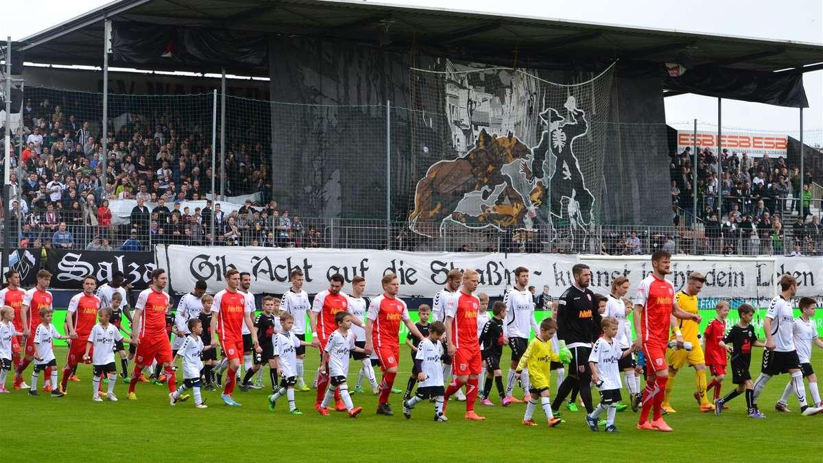 Sv Wacker Burghausen Fußball