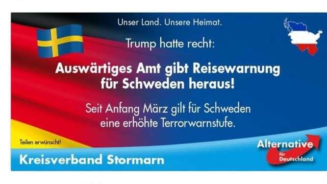 Auswärtiges Amt wirft Berliner AfD