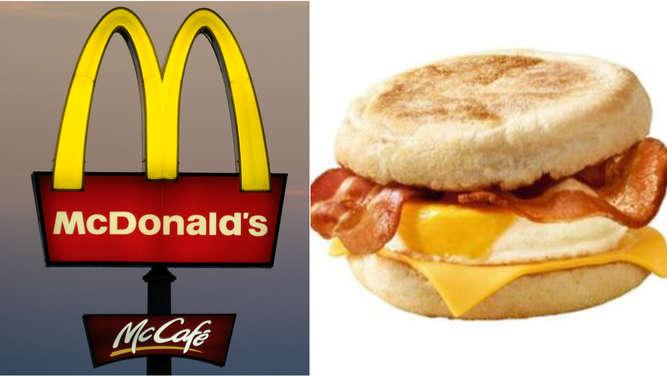 McDonald's verkauft Frühstückburger ganztägig: Neue Basic-Burger-Ordnung
