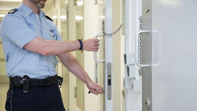 Ex-Häftling nach nur 45 Minuten rückfällig