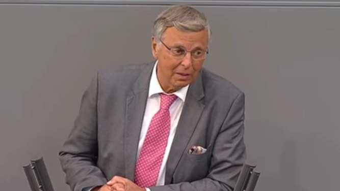 Bosbachs bewegender Abschied aus dem Bundestag: Seine letzte Rede