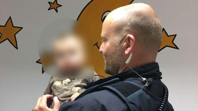 Besoffener kippt nach Oktoberfest fast mit Baby um: Krankenhaus!