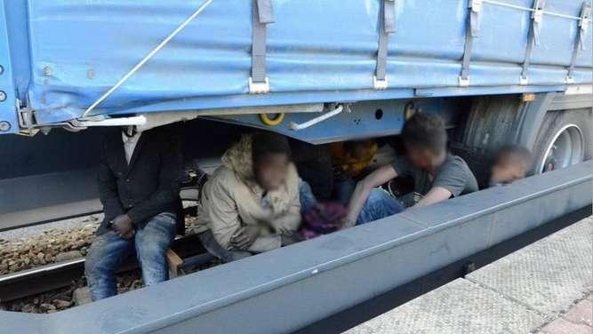 Migranten auf Zügen: Großeinsatz am Münchner Ostbahnhof