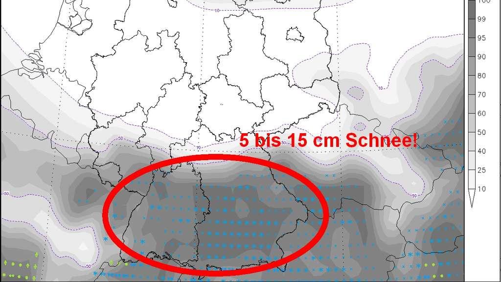 Meteorologen erwarten wieder frostige Nächte in Deutschland