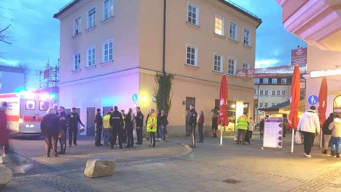 Blut-Drama in Rosenheim! Mann (59) schießt Frau (26) nieder - Lebensgefahr!