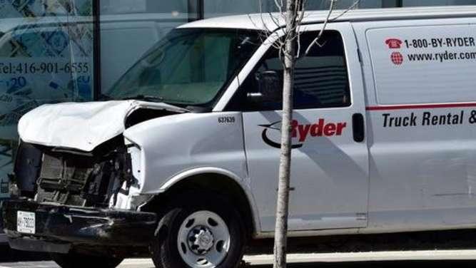 Neun Tote nach Vorfall mit Lieferwagen in Toronto - 16 Verletzte