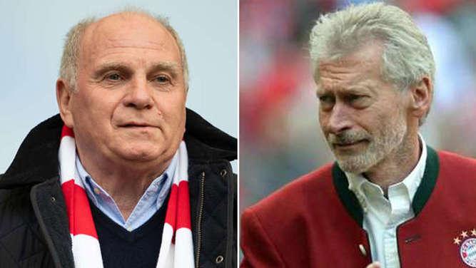 Zoff bei den Bayern: Hoeneß kontra Breitner: Beckenbauer will vermitteln