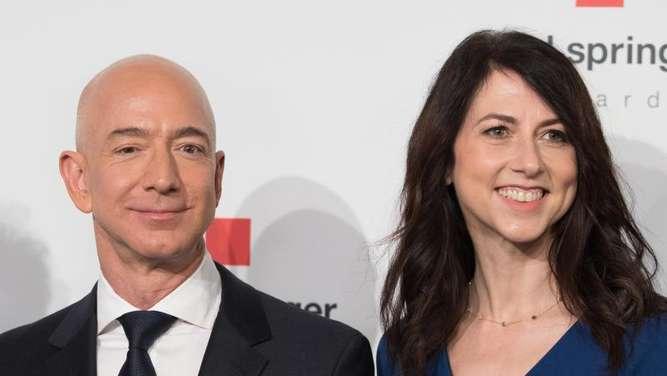 Trennung nach 25 Jahren Ehe: Amazon-Chef Jeff Bezos lässt sich scheiden