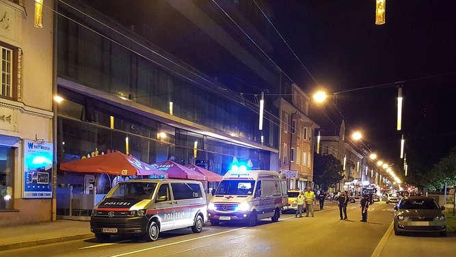 Gewalttat in Salzburg fordert Todesopfer und Verletzten