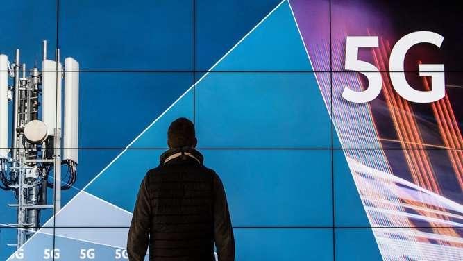 5G-Mobilfunkauktion: Firmen bezahlen knapp 6,6 Milliarden Euro