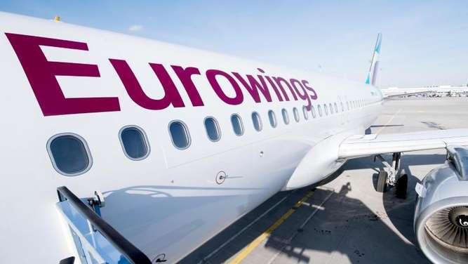 Tourismus - Eurowings streicht freies zweites Handgepäck im Basic-Tarif