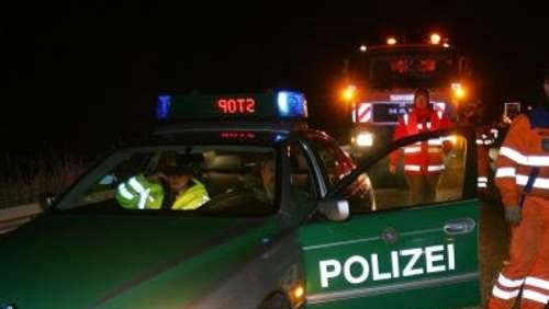 Dreifacher Crash in Soyen