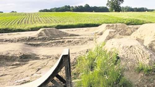 Ab in den Dreck: Dirtjumping in Harthausen
