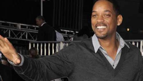 Will Smith will Politiker werden