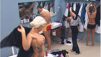 Dusche big nackt brother Beste Nude