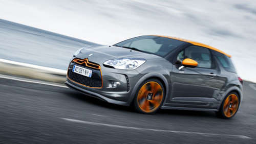 Genfer Autosalon: Citroën - DS3 Racing