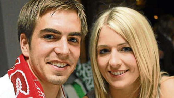 Philipp Lahm heiratet am 14. Juli seine Claudia