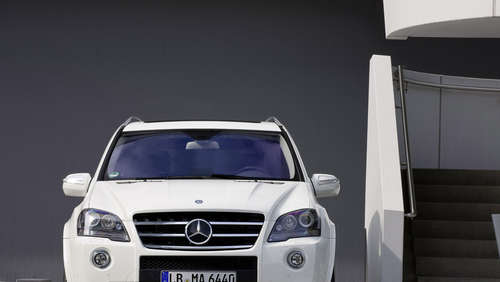 Performance Look: Mercedes ML 63 AMG