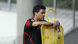 EM-Quali-Start ohne Michael Ballack