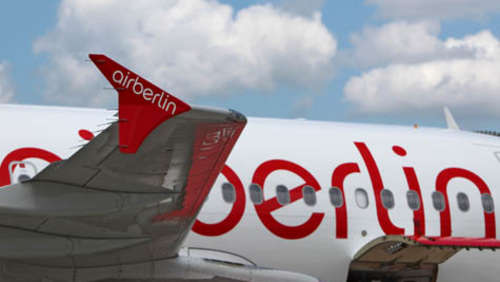 Tarifeinigung bei Air Berlin