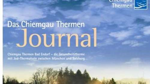 Neues Chiemgau Thermen Journal