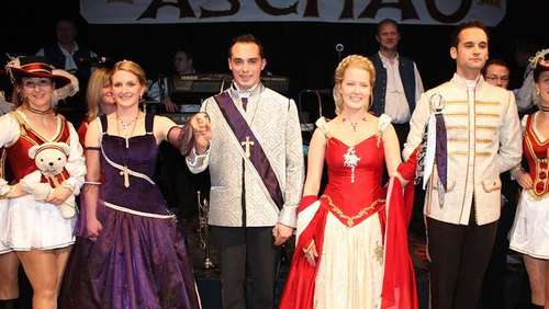 Inthronisationsball der Aschauer Faschingsgilde