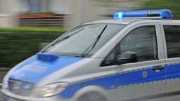 Auto-Crash am Pullacher Kreisel