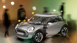 Sooo klein! Mini Rocketman Concept