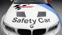 BMW 1er M Coupé - Safety Car mit 340 PS